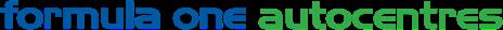 Formula One Autocentres Logo