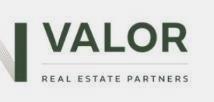 Valor - Real Estate Partners Logo